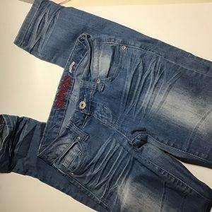 Bongo Skinny Jeans Size 5